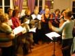 Chor zur Adventszeit im Rathaus