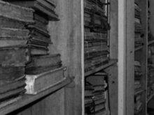 Blick auf das Gaugenwalder Archiv